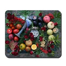 Goddess Altar Mousepad