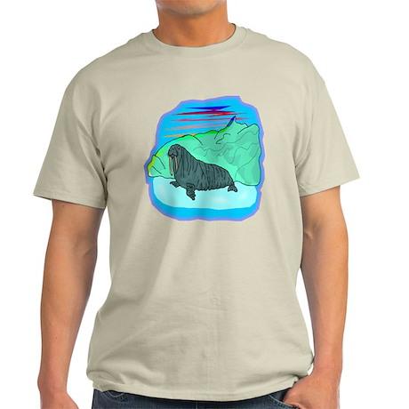 Walrus Light T-Shirt