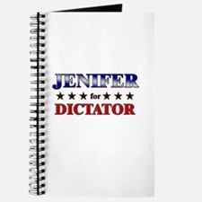 JENIFER for dictator Journal