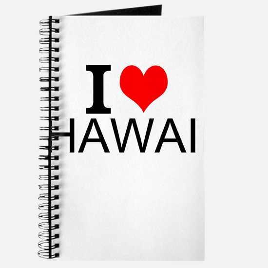I Love Hawaii Journal