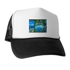 Pemaquid Point Light Trucker Hat