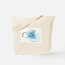 """A"" Logo Tote Bag"