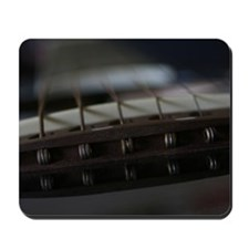 """Bridge and Strings"" Mousepad"