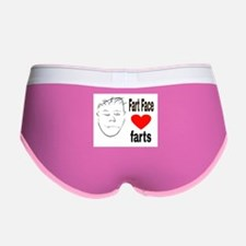 Fart Face Women's Boy Brief