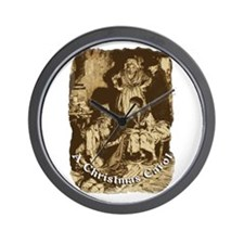 Three Thieves Wall Clock