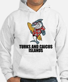 Turks And Caicos Islands Hoodie