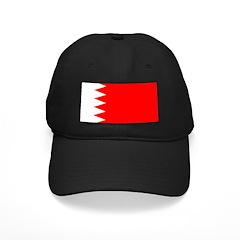Bahrain Blank Flag Baseball Hat