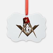 Shrine Mason Ornament