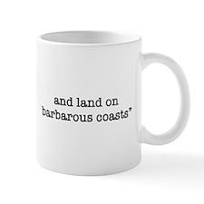 Barbarous Coasts Mug