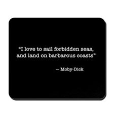 Barbarous Coasts Mousepad