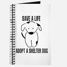 Adopt A Dog Journal