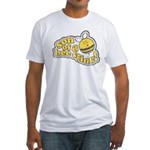 Son of a Bee Sting! Fitted T-Shirt