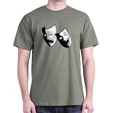 Drama Masks T-Shirt