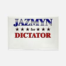 JAZMYN for dictator Rectangle Magnet