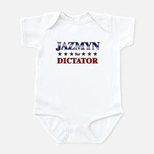 JAZMYN for dictator Infant Bodysuit
