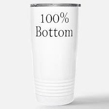 Unique Bottom Travel Mug