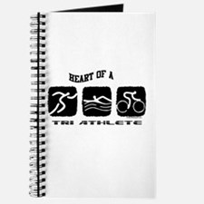 HEART OF A TRI ATHLETE Journal