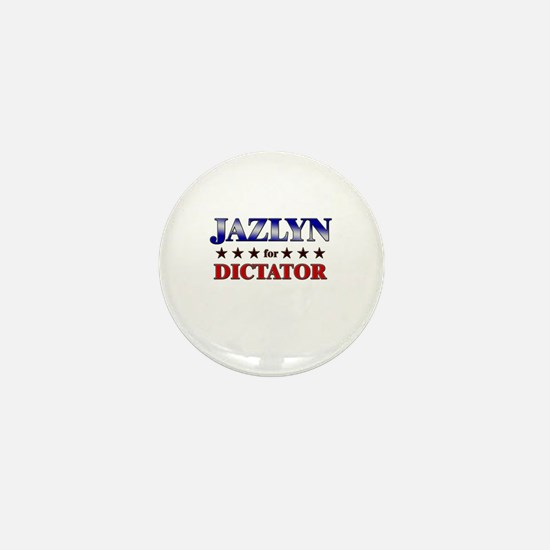 JAZLYN for dictator Mini Button