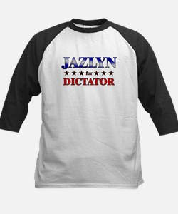 JAZLYN for dictator Kids Baseball Jersey