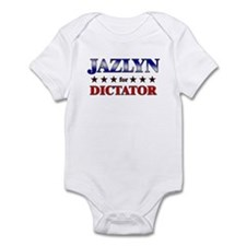 JAZLYN for dictator Infant Bodysuit