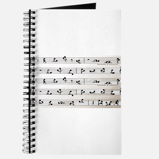 Kama Sutra Music Notes Journal
