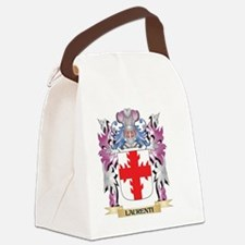 Laurenti Coat of Arms - Family Cr Canvas Lunch Bag