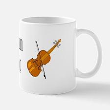 Violin Music Mug