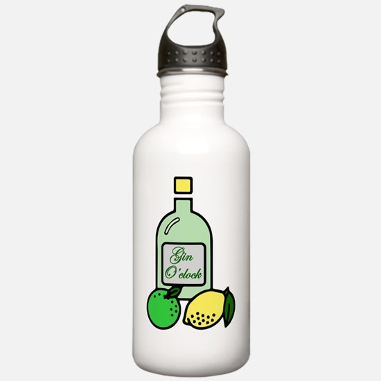 Unique Gin and tonic Water Bottle