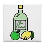 Gin Drink Coasters