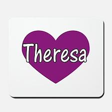 Theresa Mousepad