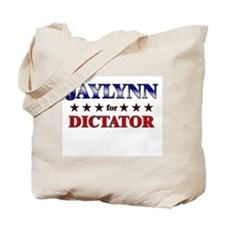 JAYLYNN for dictator Tote Bag