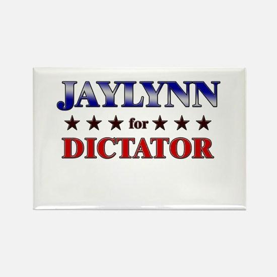 JAYLYNN for dictator Rectangle Magnet