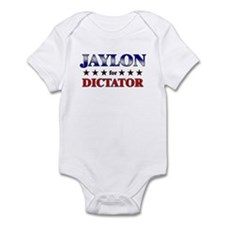 JAYLON for dictator Infant Bodysuit