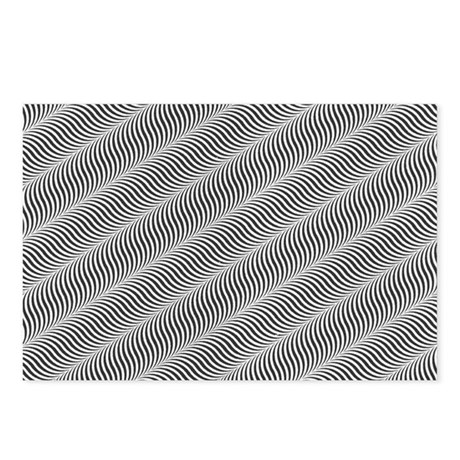 Optical Illusion Postcards (Package of 8)