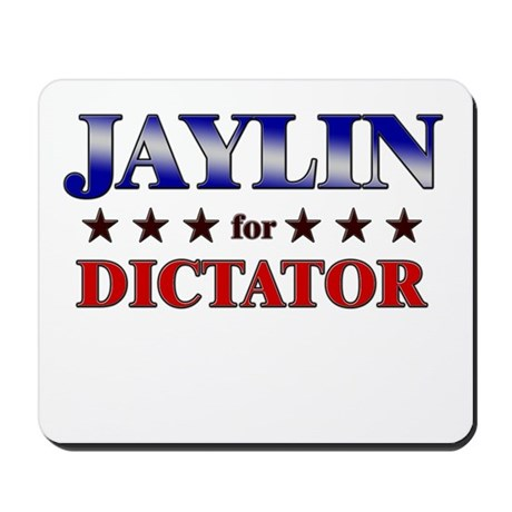 JAYLIN for dictator Mousepad