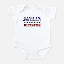JAYLIN for dictator Infant Bodysuit