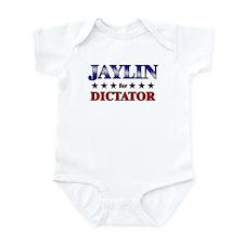 JAYLIN for dictator Onesie