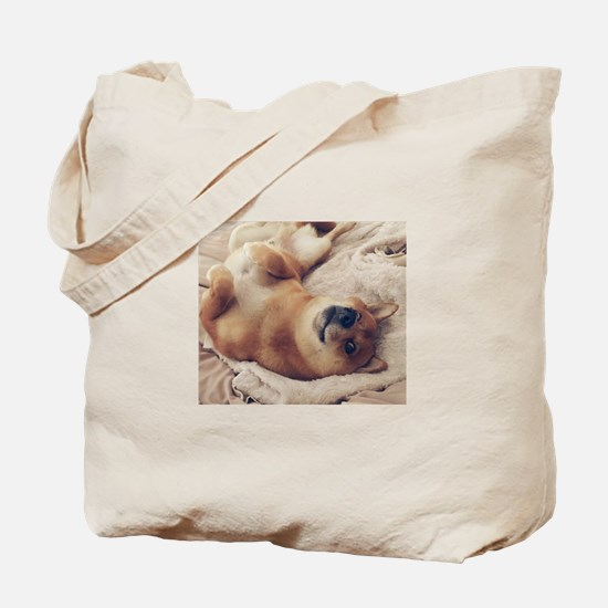 Come dance with me! - The Dancing Doge Tote Bag
