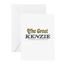Kenzie Greeting Cards (Pk of 10)