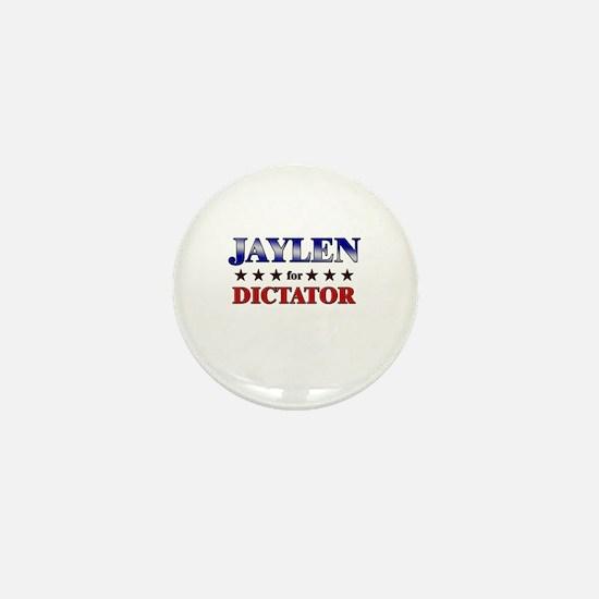 JAYLEN for dictator Mini Button