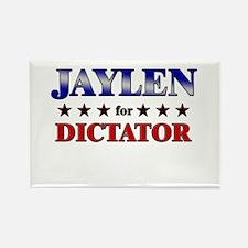 JAYLEN for dictator Rectangle Magnet
