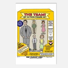 """The IEP Team"" Postcards (Package of 8)"