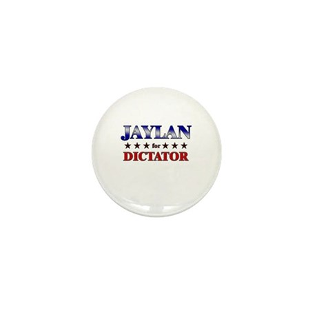 JAYLAN for dictator Mini Button (10 pack)