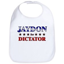 JAYDON for dictator Bib