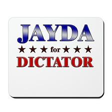 JAYDA for dictator Mousepad