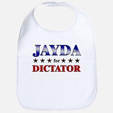 JAYDA for dictator Bib