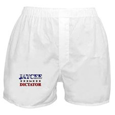 JAYCEE for dictator Boxer Shorts