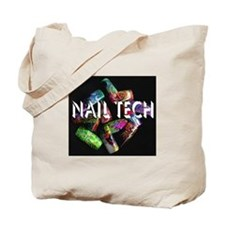 Cute Nail tech Tote Bag