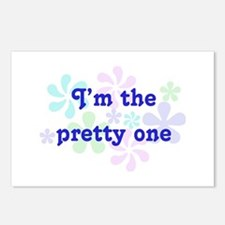 I'm the Pretty One Postcards (Package of 8)