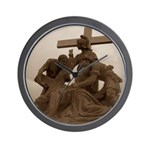 New Orleans' Historic Cemeter Wall Clock